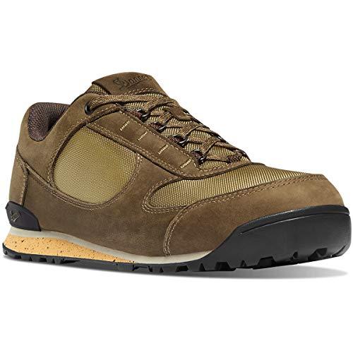 Danner Men's 37400 Jag Low 3' Hiking Shoe, Brown/Summer Wheat - 11 D