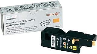 Xerox Phaser 6000 6010 Workcentre 6015 Yellow Toner Cartridge