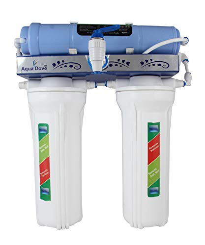 Aqua Dove Water Purifiers Non Electronic Gravity Filter for Drinking in Home - BARC