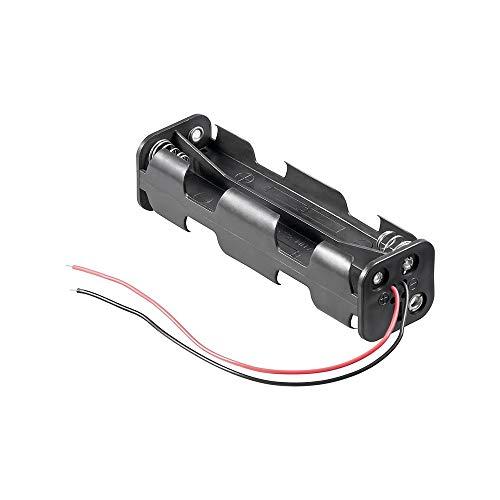 Goobay 11741 8x AA (Mignon) Batteriehalter