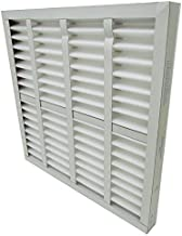 product image for Global One AIR HANDLER 20x20x2 Pleated Air Filter, MERV 8 (Case of 12)