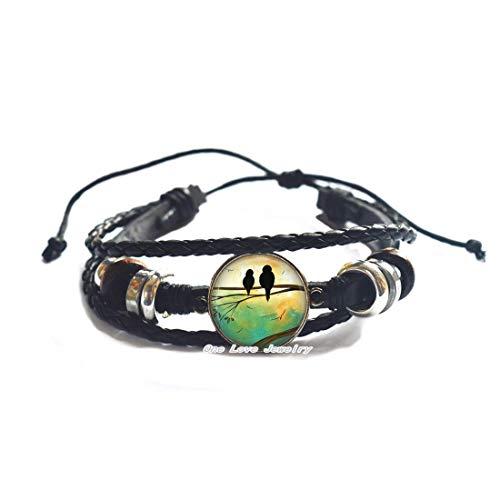 Ni36uo0qitian0ozaap Pulsera de pájaro con diseño de pájaro, diseño de pájaro, pulsera de pájaro, pulsera de pájaro, pulsera de pájaro, TAP394