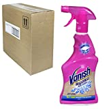 Vanish Oxi Action Powerspray Carpet and Upholstery Stain Remover, 500 ml