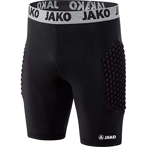 JAKO Herren Underwear Towart Tights, schwarz, L