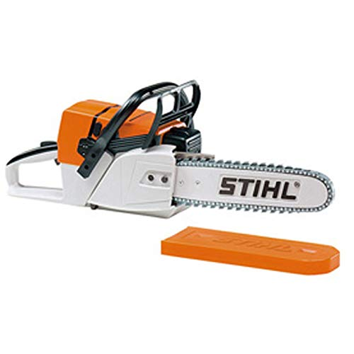 Stihl 4649340000 464 934 0 Spielzeug-Kettensäge, Orange/Grau