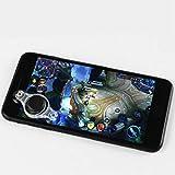 Práctico Botón Estilo Copa Juegos for teléfonos móviles Joystick Artefacto Viajes Mano 20 PCS succión for...