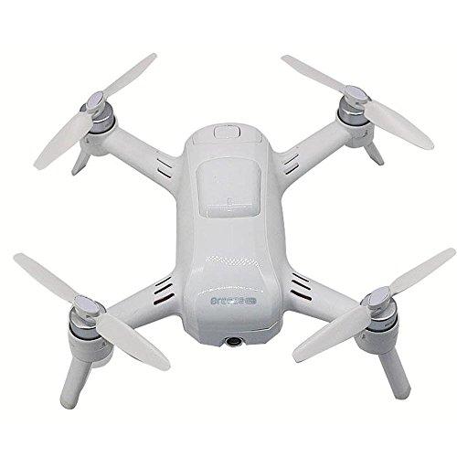Alecony 4 pz eliche a basso rumore, 2020 aggiornamento lame a sgancio rapido compatibile con Yuneec 4K Breeze Flying Camera Drone Quadcopter Accessori, CW CCW pieghevole RC veicolo eliche puntelli