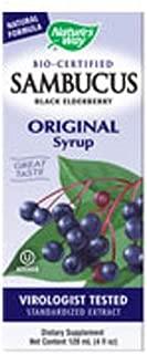 Nature's Way - Sambucus Original Syrup 8 oz
