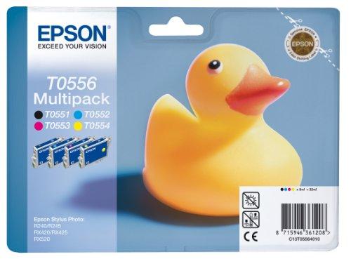 Epson T055640 RX420/425 Inkjet/getto d'inchiostro Cartuccia originale