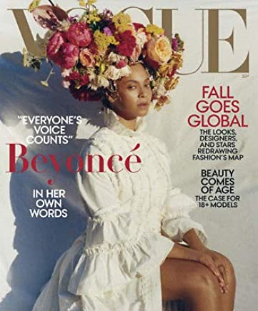 Vogue September 2018 Issue: Vogue: Amazon com: Books