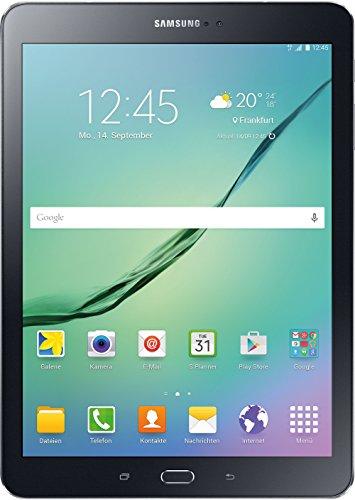 Samsung Galaxy Tab S2 T815N 24,6 cm (9,7 Zoll) Tablet-PC LTE (2 Quad-Core Prozessoren, 1,9GHz + 1,3GHz, 3GB RAM, 32GB, Android 5.0) schwarz
