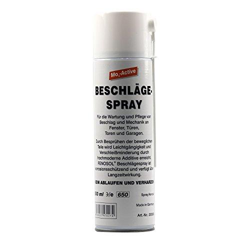FENOPLAST Fenosol Beschlägespray (500 ml Spraydose)
