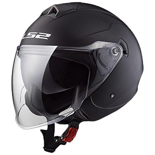 LS2 OF573 Twist - Casco de moto con doble visera