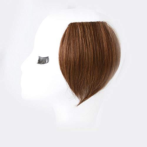 Pièce de rechange invisible, sans tête, coussin épaissi, perruque, femme, 15 cm brun clair