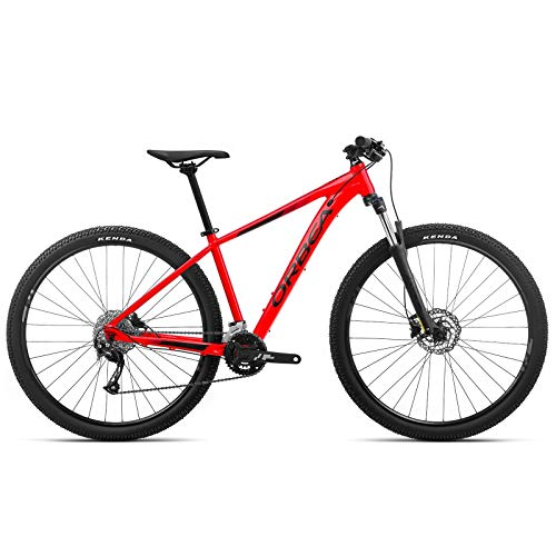 ORBEA Unisex Fahrrad MX 40 M MTB Hardtail, 18 Gang, 43,0 cm, 27,5