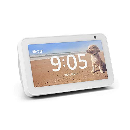 Echo Show 5 – Compact smart display with Alexa - Sandstone
