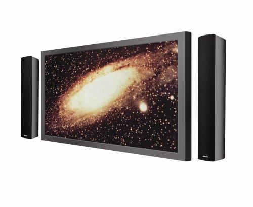 DEFINITIVE TECHNOLOGY Six 3.5' 2-Way Bookshelf or Onwall Speaker Black...