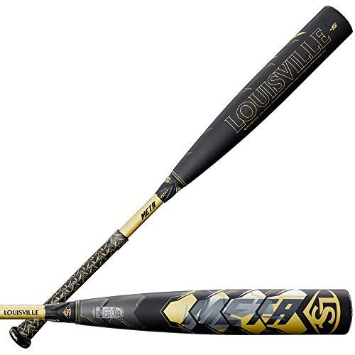 "Louisville Slugger 2021 SL Meta (-5) USSSA Baseball Bat - 31"" Black"