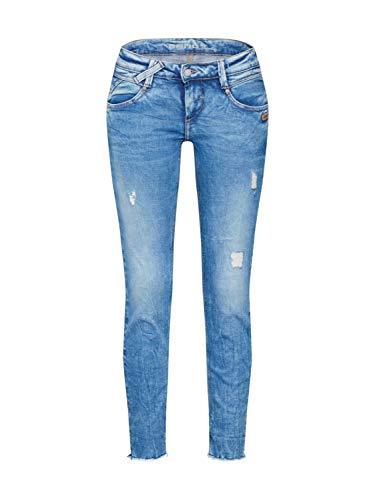 Gang Damen Jeans NENA Cropped Azur 29
