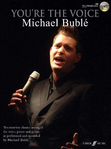 Michael Buble you\'re the voice + cd