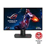 ASUS  PG279Q ROG Swift - Monitor para PC Desktop   de 27' (165 Hz, WLED IPS, resolución WQHD 2560 x 1440, 16:9, brillo 350 cd/m2, contraste 1.000:1