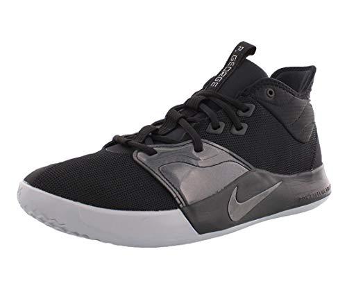 Nike Pg 3 Mens Ao2607-003, Black, 12.5 Women/11 Men