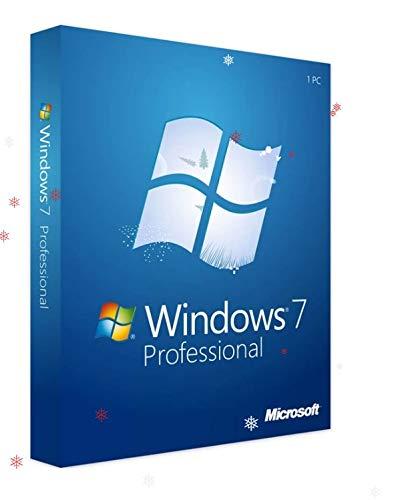 Windows 7 Professional Key Licenza elettronica / spedizione Immediata / Fattura / Assistenza 7 su 7