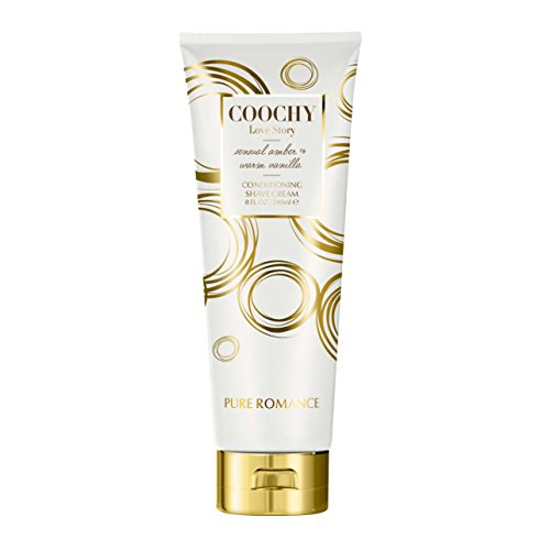 Coochy Conditioning Shave Cream Sweet Fantasie by Pure Romance