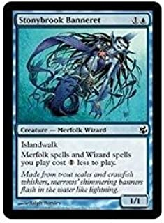 Magic: the Gathering - Stonybrook Banneret - Morningtide