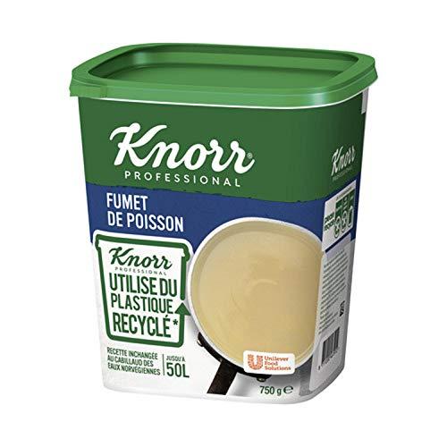 Knorr Fumet de Poisson déshydraté 750g jusquà 50L