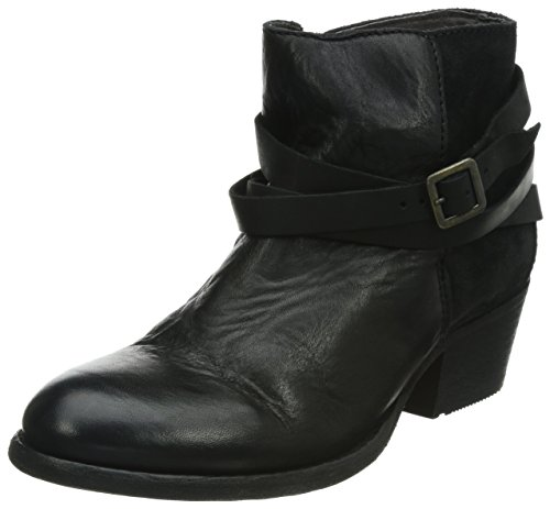 Hudson London Damen Horrigan Chukka Boots, Schwarz (Jet), 37 EU
