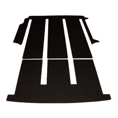 Autix 368369 Gastraum Und Kofferraum Komplett Teppich Fußmatte Auto