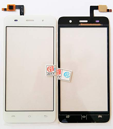 ABshara Touch Screen Digitizer for Lava Iris X8 -White