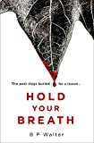 Hold Your Breath: the twisty new thriller book, guaranteed to keep you up all night!