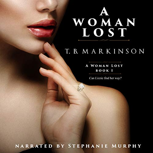 A Woman Lost audiobook cover art