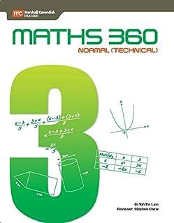 Maths 360 Textbook (NT) Secondary 3