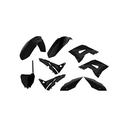 Polisport Honda Complete Restyle Kit (Black) for 02-07 Honda CR250