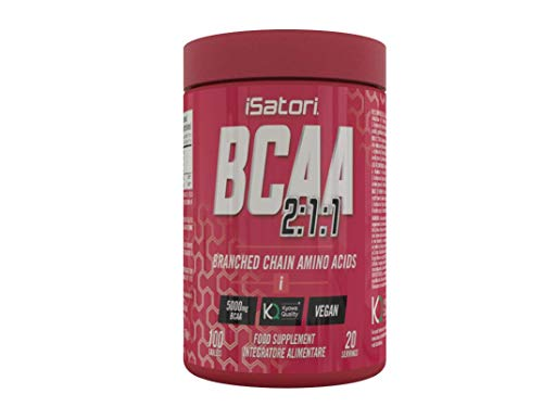 Isatori BCAA - 100 Compresse, 105 g