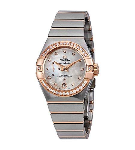 Omega Constellation reloj automático de las señoras 127.25.27.20.55.001