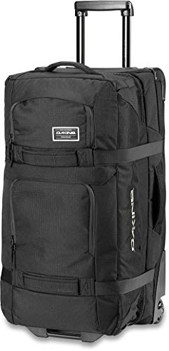 Dakine Split Roller Reisetasche/Rollkoffer/Sporttasche mit Trolleyfunktion und ausziehbarem Teleskopgriff, Trolley Reisekoffer-/trolley mit Reißverschluss und Sicherheitsfach, 85L