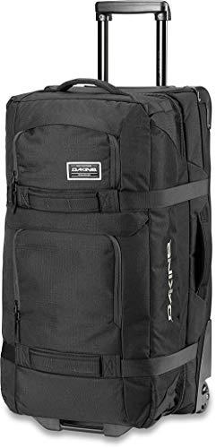 Dakine Unisex Split Roller Wheeled Travel Bag, 110l, Black