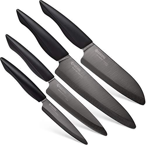 Kyocera Innovation Series 4Piece Ceramic Knife Set