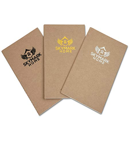 Refill Lined Paper Journal Notebook