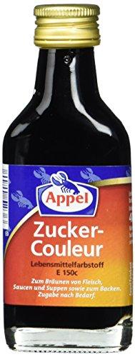 Appel Zucker-Couleur, 12er Pack Flaschen, Lebensmittelfarbstoff