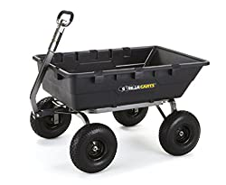 Garden cart for tall people