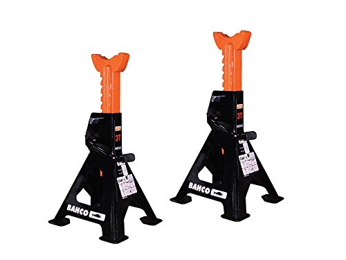 BAHCO BHBH33000 Axle Stands 3T