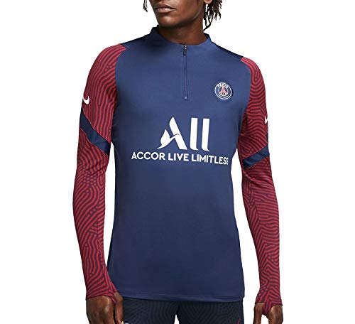 Nike Paris Saint Germain Strike Trainingspullover Herren