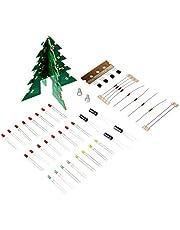 Velleman minikits 840269de 3d Árbol de Navidad, MK130