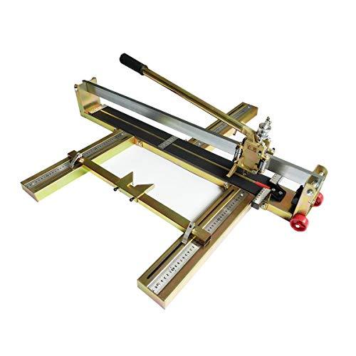 Cortadora manual de azulejos de precisión TOPWAY - 1200 mm