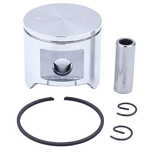 Haishine Kolbenringsatz für JONSERED 2065, 2165, EPA, Turbo, CS 2165 (48mm) Kettensäge Neu